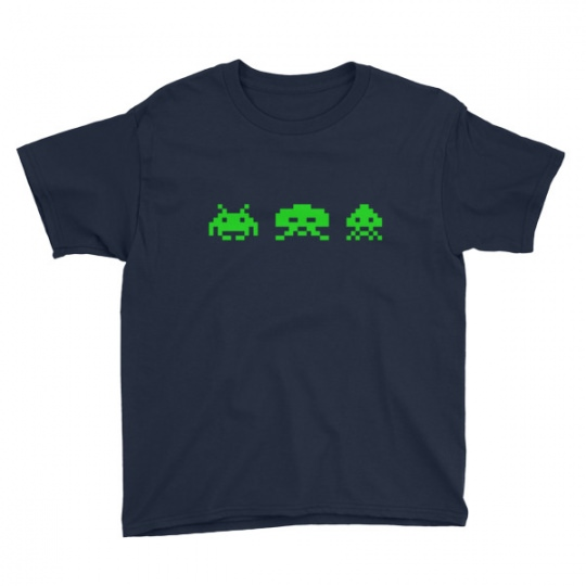 Space Invaders – Youth Tee