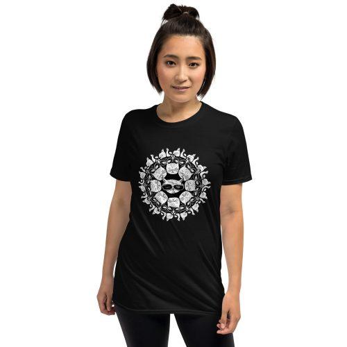 Cat Mandala - T-Shirt 4