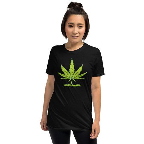 Legalize Oregano T-Shirt 4