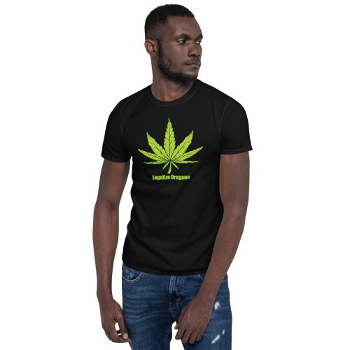 Legalize Oregano T-Shirt 5