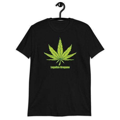 Legalize Oregano T-Shirt 6