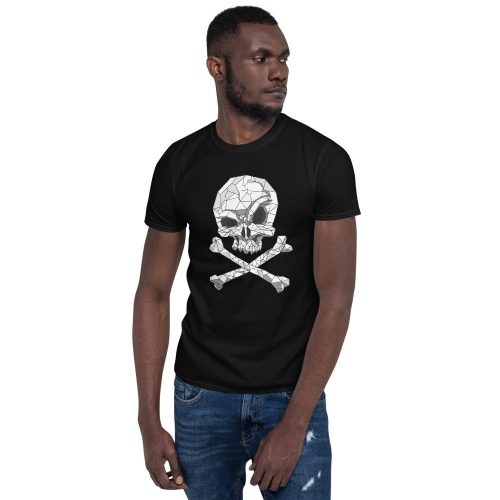 Skull Crossbones T-Shirt 4