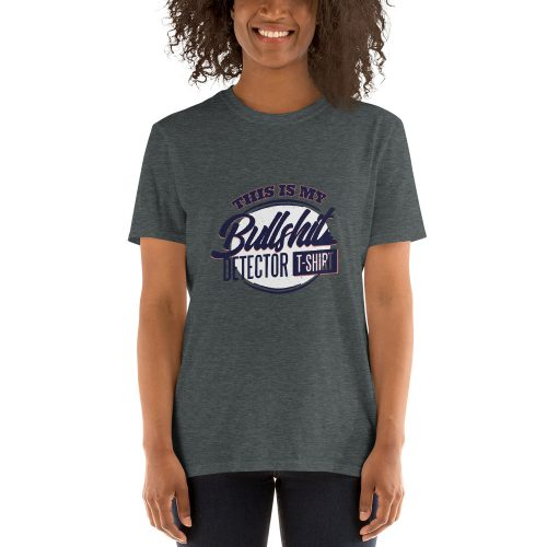 Bull Detector - T-Shirt 5