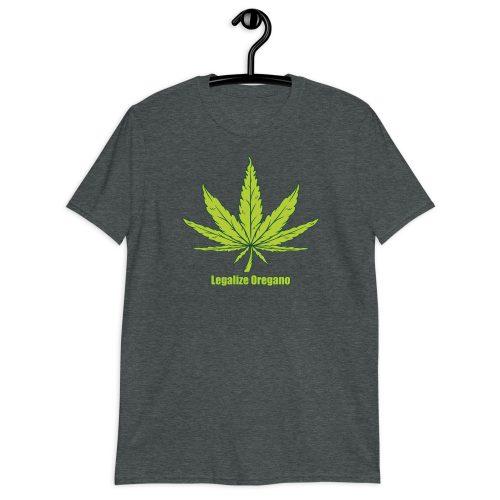 Legalize Oregano T-Shirt 3