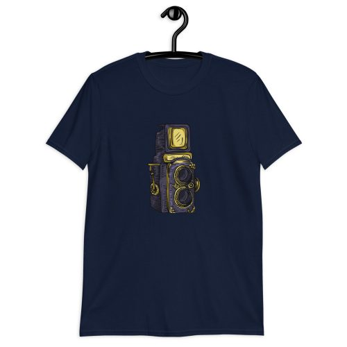 Antique Camera - T-Shirt 3