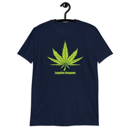 Legalize Oregano T-Shirt 7