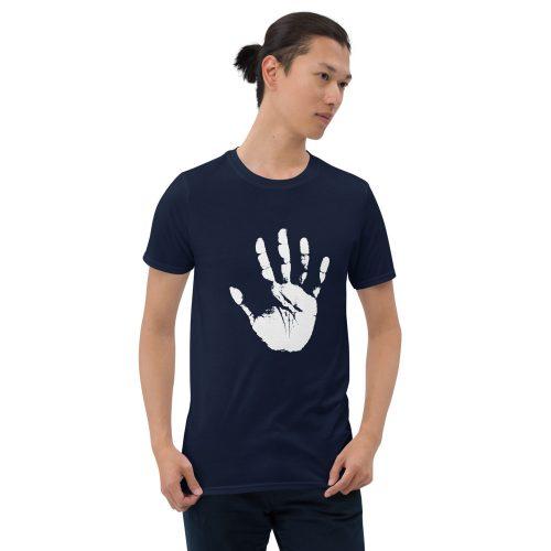 Hand Print T-Shirt 6