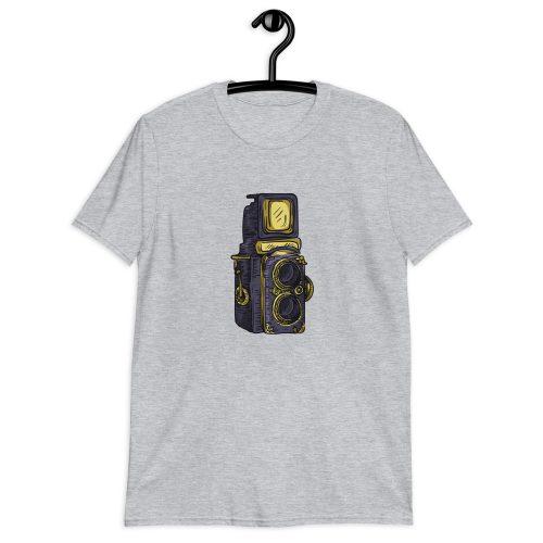 Antique Camera - T-Shirt 8