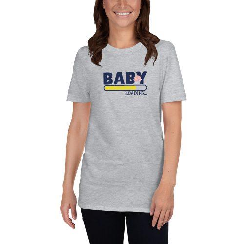 Baby Loading - T-Shirt 8