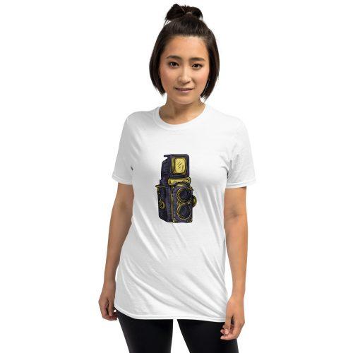 Antique Camera - T-Shirt 4