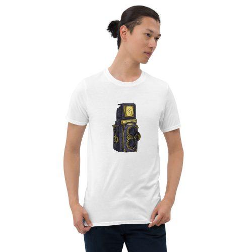 Antique Camera - T-Shirt 5