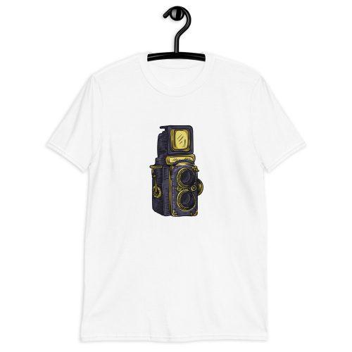 Antique Camera - T-Shirt 9