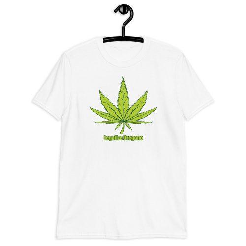 Legalize Oregano T-Shirt 8
