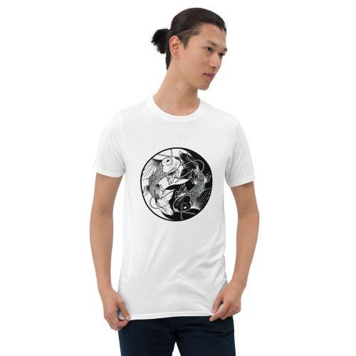 Yin Yin Fish T-Shirt 5