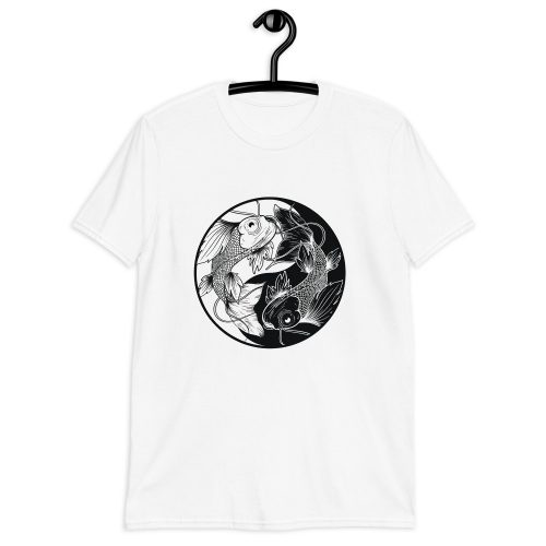 Yin Yin Fish T-Shirt 6