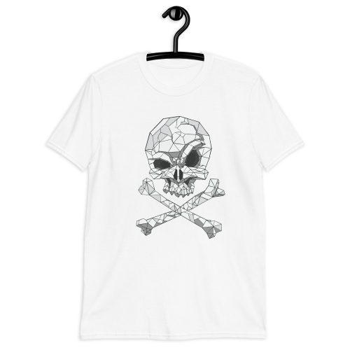 Skull Crossbones T-Shirt 8