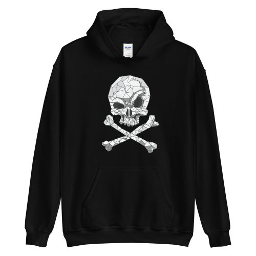 Skull Crossbones Hoodie 2