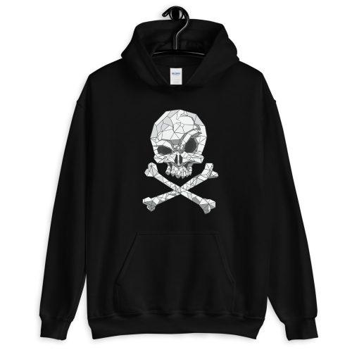 Skull Crossbones Hoodie 3