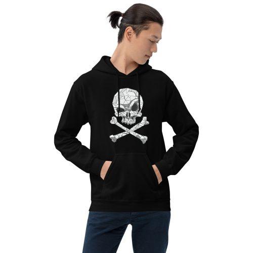 Skull Crossbones Hoodie 5