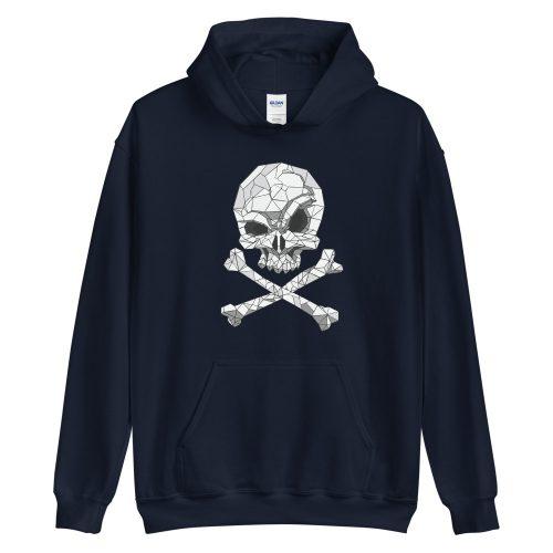 Skull Crossbones Hoodie 6