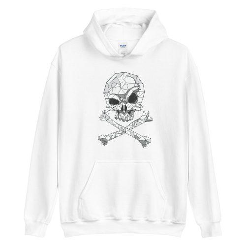 Skull Crossbones Hoodie 7
