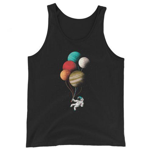 Astronaught Balloons Tank Top 3
