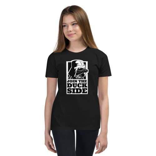Join the Duck Side - Kids T-Shirt 4