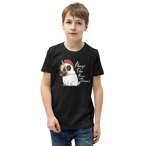 Follow your Dreams Kids T-Shirt 5