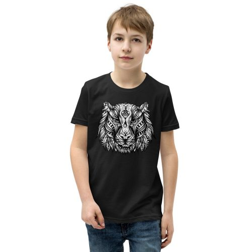 Tiger Kids T-Shirt 4