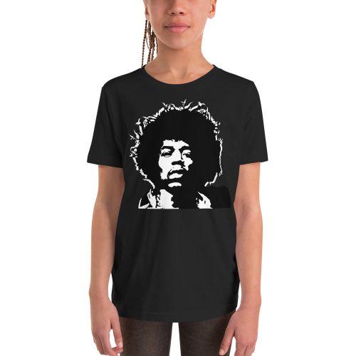 Jimi Hendrix Kids T-Shirt 4