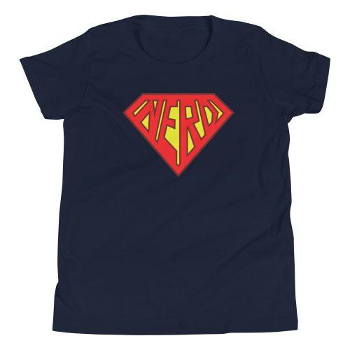 Nerd Kids T-Shirt 7