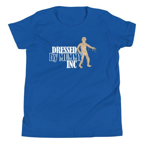 Dressed by Mummy Kids T-Shirt 7