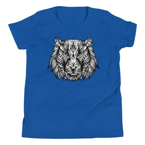 Tiger Kids T-Shirt 7