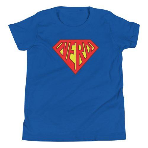 Nerd Kids T-Shirt 8