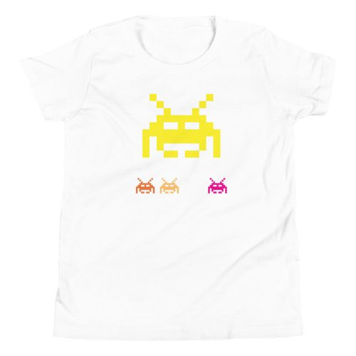 Space Invaders Kids T-Shirt 3