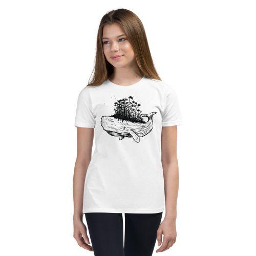 Whale Kids T-Shirt 4