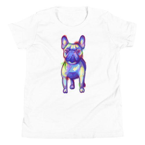 French Bulldog Kids T-Shirt 3
