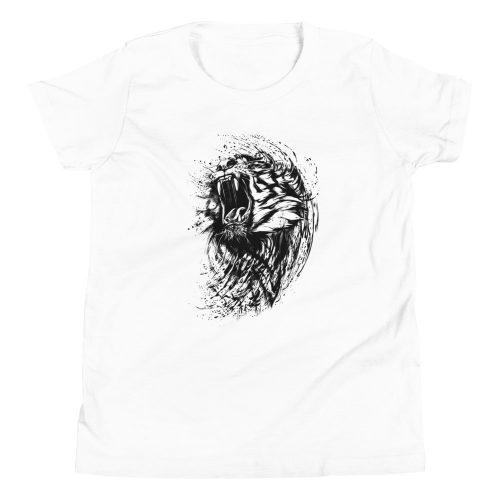 Roaring Tiger Kids T-Shirt 2