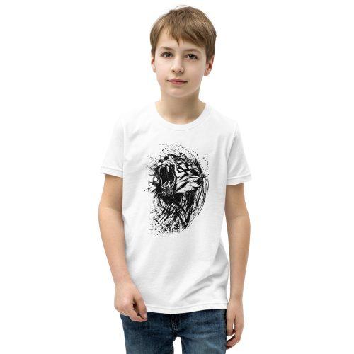 Roaring Tiger Kids T-Shirt 3