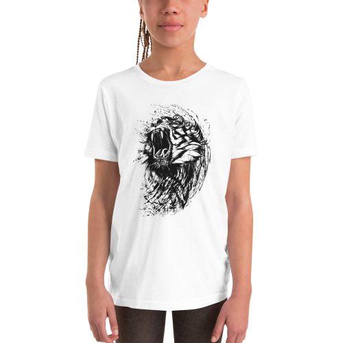 Roaring Tiger Kids T-Shirt 4