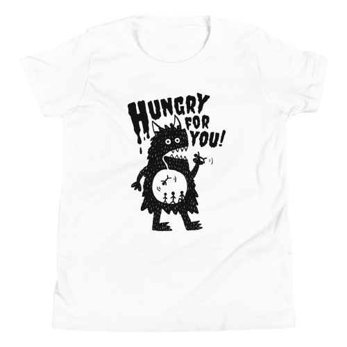 Hungry Monster T-Shirt 3