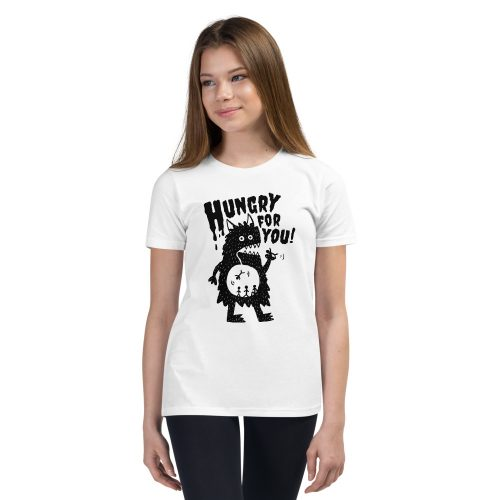 Hungry Monster T-Shirt 4