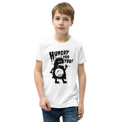 Hungry Monster T-Shirt 5